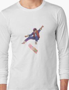 Marty Kickflip Long Sleeve T-Shirt