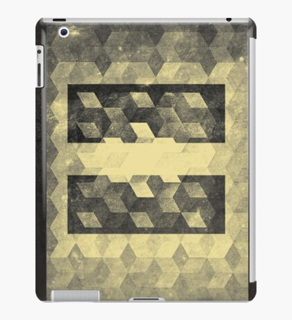 CUBES IN SPACE iPad Case/Skin