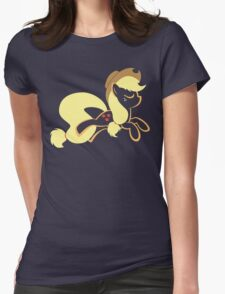 My Little Pony: Applejack Womens Fitted T-Shirt