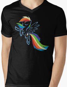 My Little Pony: Rainbow Dash Mens V-Neck T-Shirt