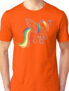 My Little Pony: Rainbow Dash Unisex T-Shirt