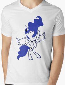 My Little Pony: Princess Luna Mens V-Neck T-Shirt