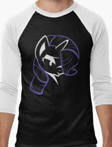 My Little Pony: Rarity Men's Baseball ¾ T-Shirt