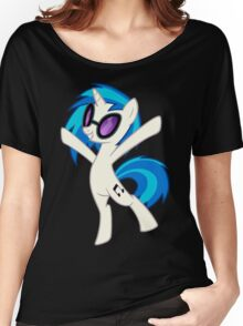 My Little Pony: Vinyl Scratch Women's Relaxed Fit T-Shirt