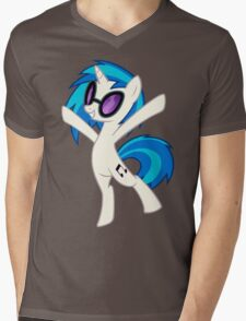 My Little Pony: Vinyl Scratch Mens V-Neck T-Shirt