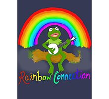 Rainbow Connection Photographic Print