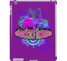 ELECTRO HOUSE MUSIC iPad Case/Skin
