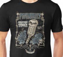 Psychobilly Graeyard Songs Unisex T-Shirt