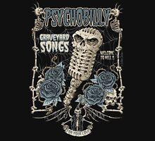 Psychobilly Graeyard Songs Unisex T-Shirt