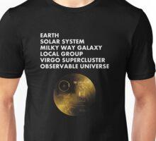 Cosmic Address Unisex T-Shirt