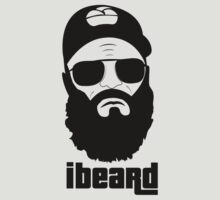Trevor Philips Beard StyleTshirt by adrianp