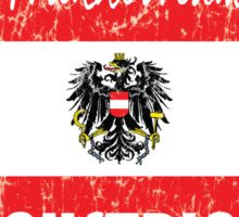 Euro 2016 Football - Austria Sticker