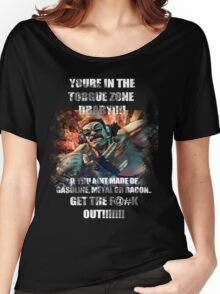 THE TORGUE ZONE!!!! Women's Relaxed Fit T-Shirt