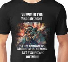 THE TORGUE ZONE!!!! Unisex T-Shirt