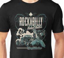 Rockabilly Rebel Rules Unisex T-Shirt