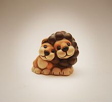 Lovely Lion by caporilli