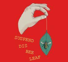 Suspend Dis Bee Leaf Kids Clothes