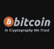 Bitcoin In Cryptography We Trust by NibiruHybrid