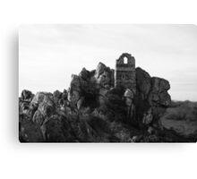 Ancient Watchtower Canvas Print