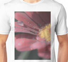 Drops in the flower Unisex T-Shirt