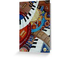 Musical Ensemble Greeting Card