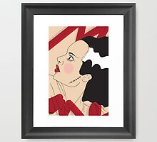 Make it Pop - Bride of Frankenstein by Patricia Feaster-Kimmerle