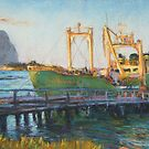 Island Trader - Lord Howe Island by Terri Maddock
