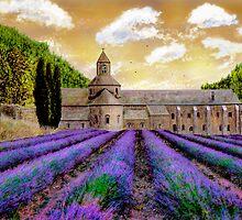 The Abbey by Wib Dawson