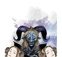 Satyr - Samsung galaxy by jo howard