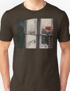 Cold day, cold hearts T-Shirt
