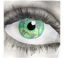 Sasha's Vision Poster