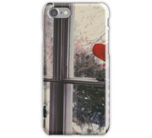 Cold day, cold hearts iPhone Case/Skin