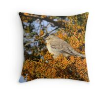 Mockingbird 2 Throw Pillow