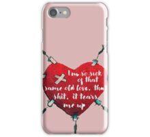 Same Old Love -Selena Gomez iPhone Case/Skin