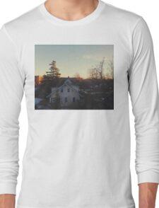 Wintry Morning Long Sleeve T-Shirt