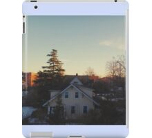 Wintry Morning iPad Case/Skin