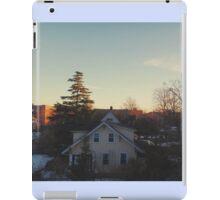 Wintry Morning iPad Case/Skin