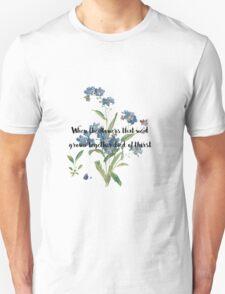 Taylor Swift Lyric T-Shirt