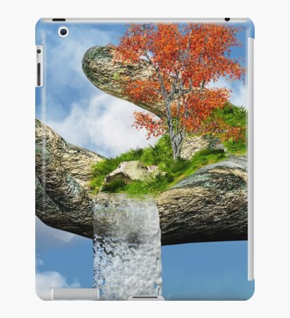 Piece of Nature iPad Case/Skin