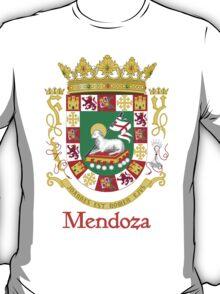 Mendoza Shield of Puerto Rico T-Shirt