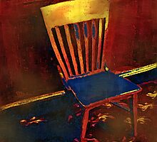 Hotseat in Hell by RC deWinter