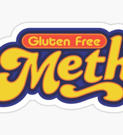 Gluten Free Meth Sticker