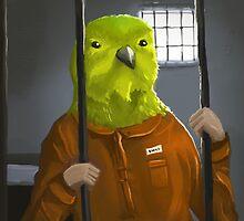 Jailbird by Illustratr