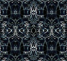 Fractal Space Pattern by DFLCreative