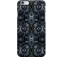 Fractal Space Pattern iPhone Case/Skin
