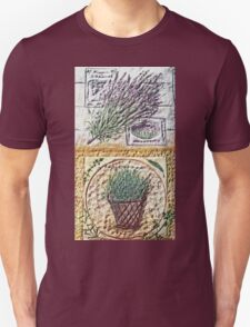 """Exclusive: """" hmmm ... so good the eternal scent of lavender """" / My Creations Artistic Sculpture Relief fact Main 34  (c)(h) by Olao-Olavia / Okaio Créations Unisex T-Shirt"""
