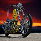 Retro Chopper II by DaveKoontz