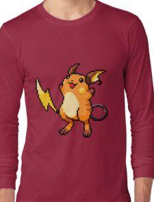 Pokemon - Raichu Sprite Long Sleeve T-Shirt