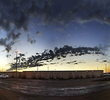 cloud panorama by likbatonboot