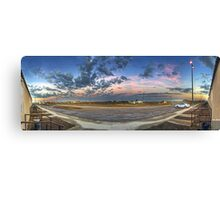 landscape panorama Canvas Print